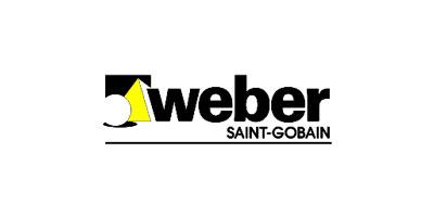 Produits de finition du batîment Weber