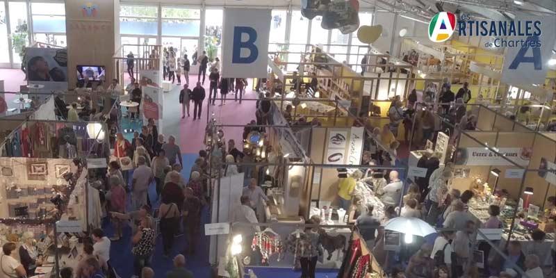 Groupe Sesame aux Artisanales de Chartres 2020